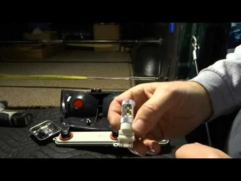 60W Back-up and Tail LED Light Part 5 of 7