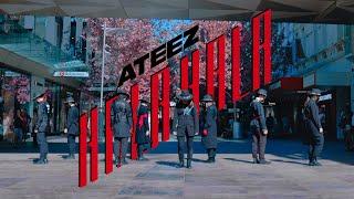 [K-POP IN PUBLIC] ATEEZ (에이티즈) - HALA HALA Dance Cover || AUSTRALIA