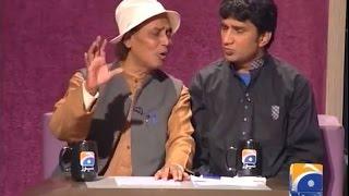 Amanullah King of Comedy - Khabarnak | Very Funny