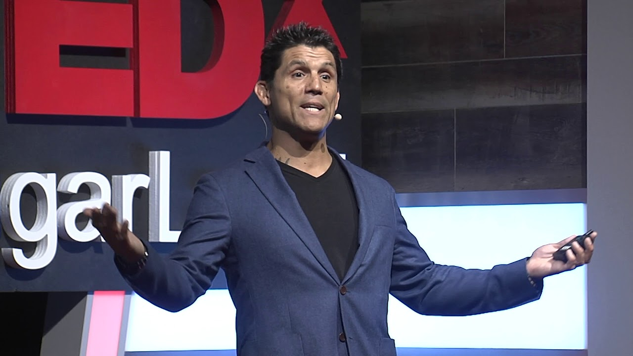 Fear is an Illusion | Frank Shamrock | TEDxSugarLand
