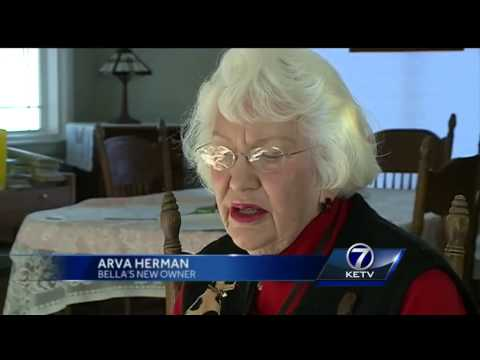 Hearing dog helps Omaha woman