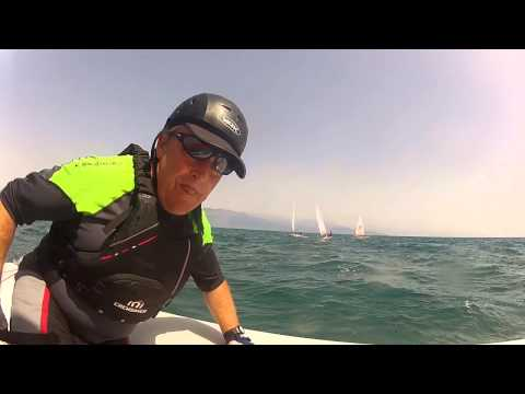 Sailing A Laser For The First Time