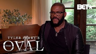 Tyler Perry & The Cast