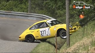 Best-of Historic Rally Cars (VHC) 2016 [HD] - Rallye-Start