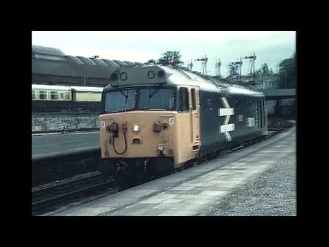 Class 50s 1985/86 Devon