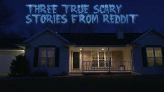 6 True Scary Stories - Walmart, School Lock down, Break In
