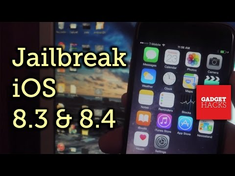Jailbreak iOS 8.3 Using TiaG - iPad, iPhone, iPod touch [How-To]