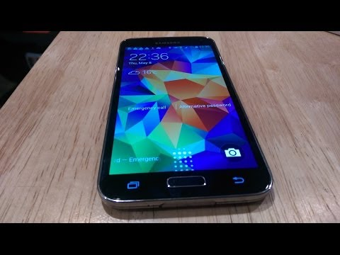 How to Set up Samsung Galaxy S5 Fingerprint Scanner