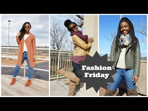 FASHION FRIDAY #2 || OOTW