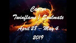 CANCER ♋ LOVE OFFER ~ Love Reading MAY 2019 Videos & Books