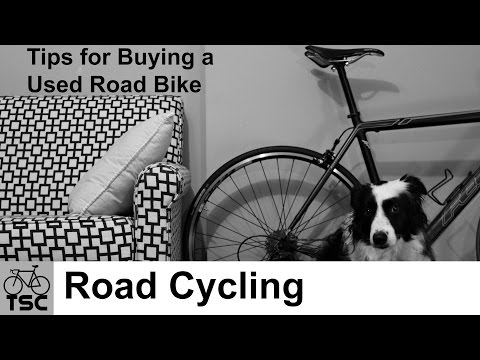 Tips on How to Buy a Used Road Bike