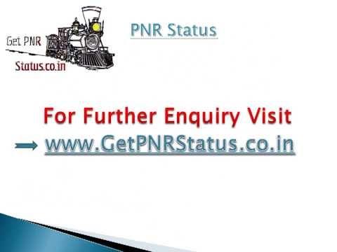 Check PNR Status by Phone Call