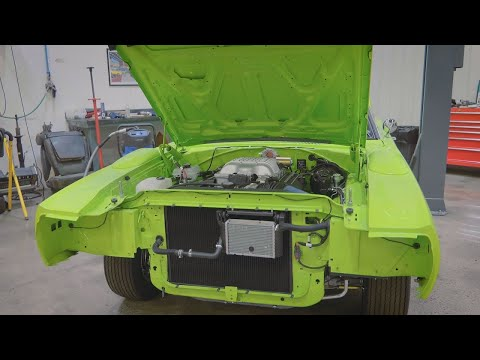 Check Out These Finishing Touches On The Superbird