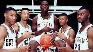 Juwan Howard hiring is the best move for Michigan, Fab Five will support him - Jalen Rose | Get Up!