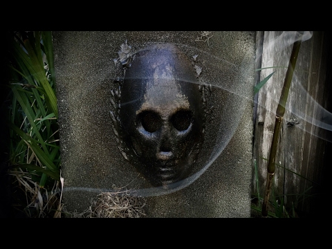 How to Make a Halloween TOMBSTONE Prop (Styrofoam)
