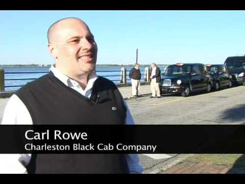 Charleston Black Cab