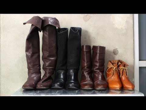 How to Clean Your Boots, DIY Tips, Fab How To