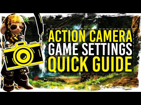 Guild Wars 2 - Action Camera Guide - Overview, Advanced Settings, Tips and Tricks