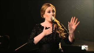 Adele  Hd 1080p Someone Like You Live At The Mtv Video Music Awars 2011