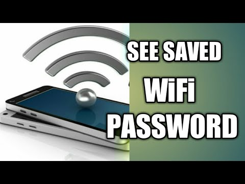 How To Know Connected WiFi Password Without Root || Easy method ||
