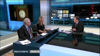 ITV: General Election 2015 - Opening + Exit Poll - 7th May 2015