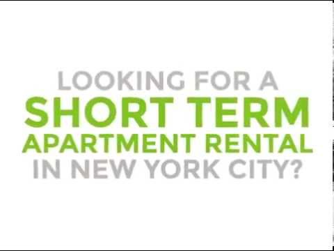 Looking for a Short Term Lease in NYC?