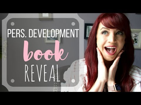 REVEAL For My Personal Development BOOK!