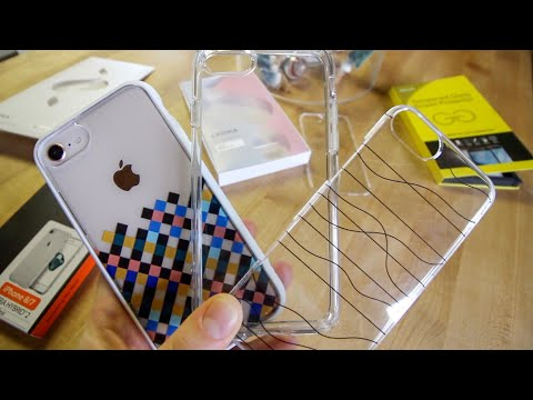 Top ATTRACTIVE and PROTECTIVE iPhone 8, iPhone X Cases! Kroma & Spigen