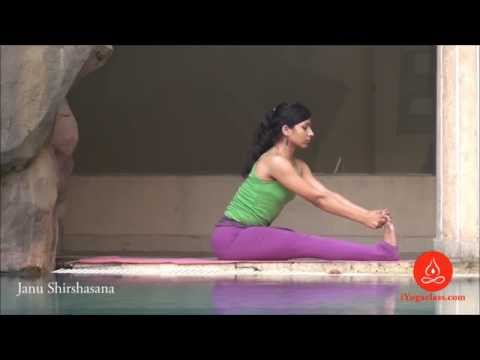 Yoga sequence for managing infertility