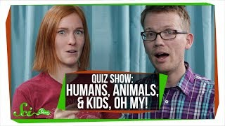 SciShow Quiz Show: A Different Kind of Animal Wonders