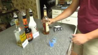 How To Use Simplepour Automatic Measuring Bottle Liquor Alcohol Liqui