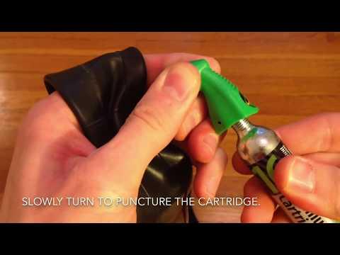 Co2 Bike Pump | Genuine Innovations Tire Inflator