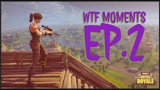 Fornite WTF Funny Moments Highlights Ep 2 (Fortnite : Battle Royale Plays)