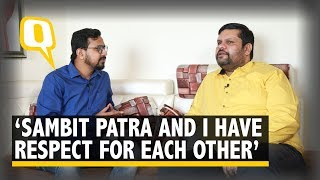I Respect Sambit Patra: Gaurav Vallabh After Stumping BJP Leader on Live TV | The Quint