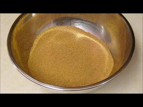 Make Gluten Free Acorn Flour - from the Acorn Harvest to the Final Product
