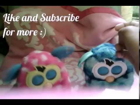 How to make your Furby Boom go to sleep