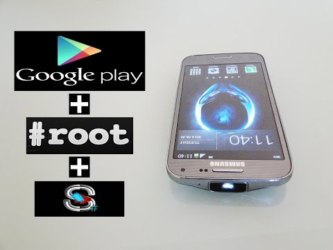 How to ROOT Samsung Galaxy BEAM 2, install Google + get SU app (replace vroot) SM-G3858