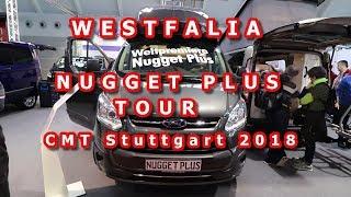 FORD NUGGET PLUS WESTFALIA CAMPER TRANSIT 340 L2 WALKAROUND