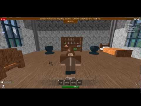 How to make a Speed Potion on Kingdom Life 2 -ROBLOX