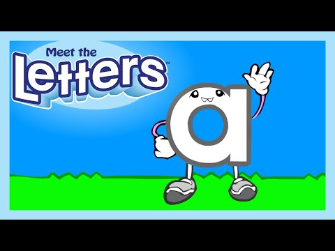 Meet the Letters - FREE!