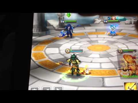 Leo (Wind Dragon Knight) - Summoners War - One shot kill's Chow