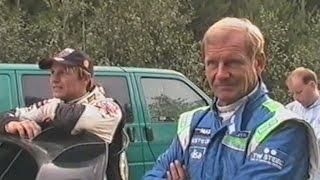 Juha Kankkunen 50 years- Rally Finland 2010