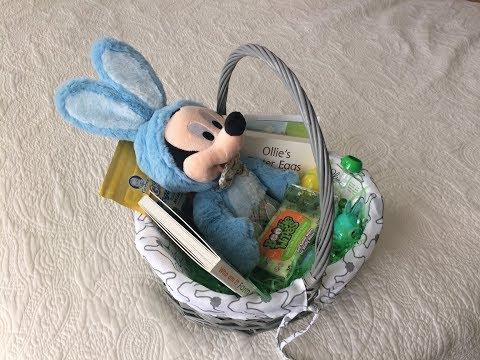 DIY - The Cutest Easter Basket Idea
