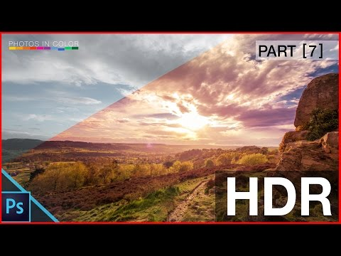 How to create better HDR photos in Photoshop
