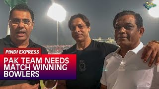 Will Waqar Younis Succeed as a Bowling Coach? | Pakistan Team | Shoaib Akhtar | Rashid Latif