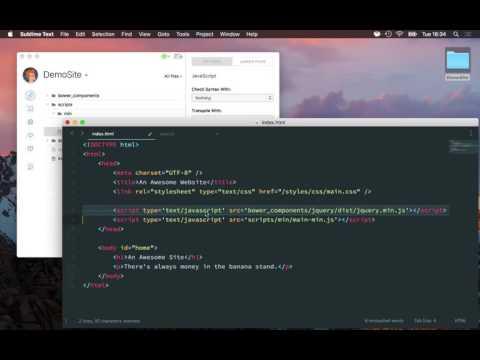 CodeKit 3: Combining Script Files