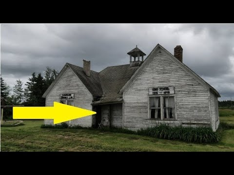 4 Creepiest Abandoned Places In Oregon
