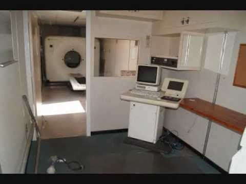 1996 Prospeed CT Scan and Mobile Medical Trailer for Sale San Diego