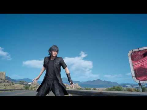 Final Fantasy XV | Combo Video - Genesis