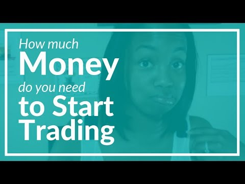 How Much Money Do You Need to Start Trading the Stock Market